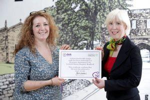 Dementia assessment unit gold award