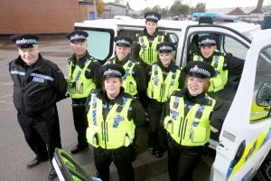 Image of pecial officers are fully trained volunteers that provide a valuable link between the police and the local community